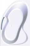 Ravak Rosa II pu-plus 170x105 L/R