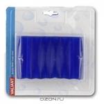 Мыльница прямоугольная, цвет: синий, 2 шт